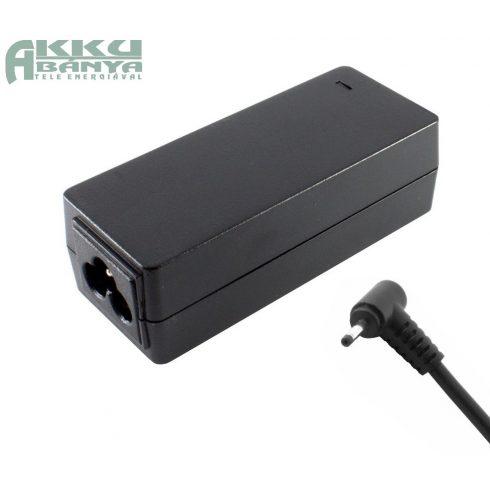 Asus EEE PC 1005HA laptop töltő 40W, eredeti