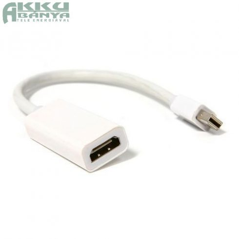 Apple Mini DisplayPort - HDMI átalakító