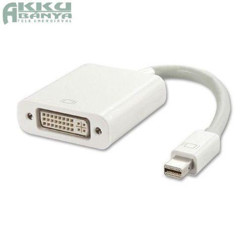 Apple Mini DisplayPort - DVI átalakító
