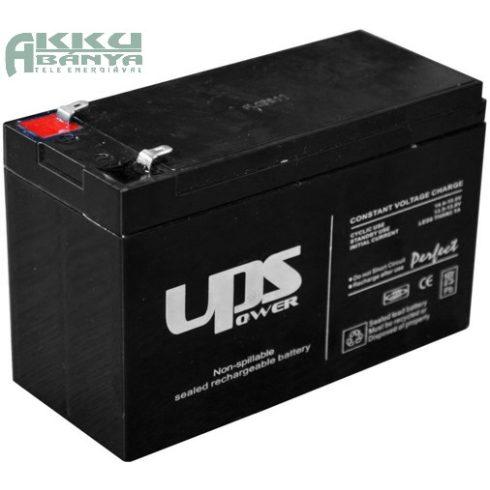 UPS 12V 7Ah akkumulátor