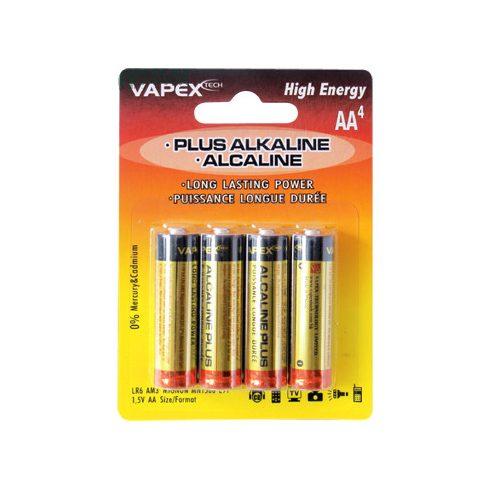 VAPEX AA PLUS Alkaline 4 db