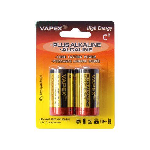 VAPEX C PLUS Alkaline 2 db