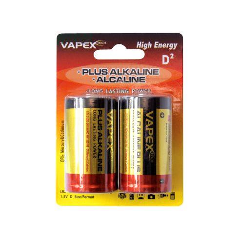 VAPEX D PLUS Alkaline 2 db