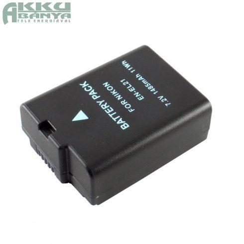 Nikon EN-EL21  akkumulátor 1485mAh utángyártott