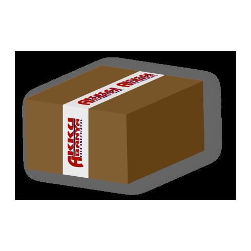 L8 Hordozható, csíptethető mini ventilátor, kék