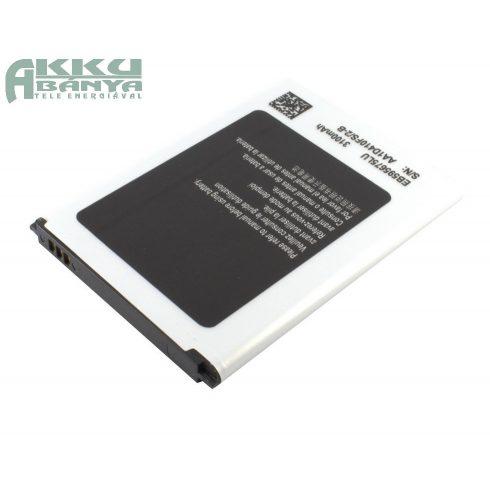 Samsung Galaxy Note 2 akkumulátor 3100mAh utángyártott