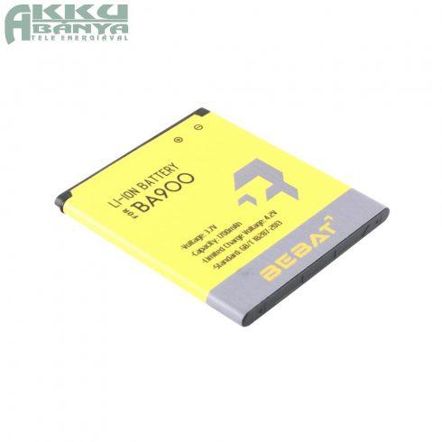Bebat Sony Xperia L akkumulátor 1700mAh, utángyártott