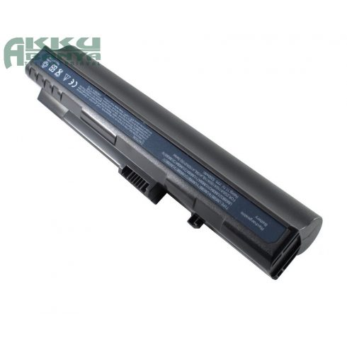 Acer UM08B71 laptop akkumulátor 5200mAh, fekete