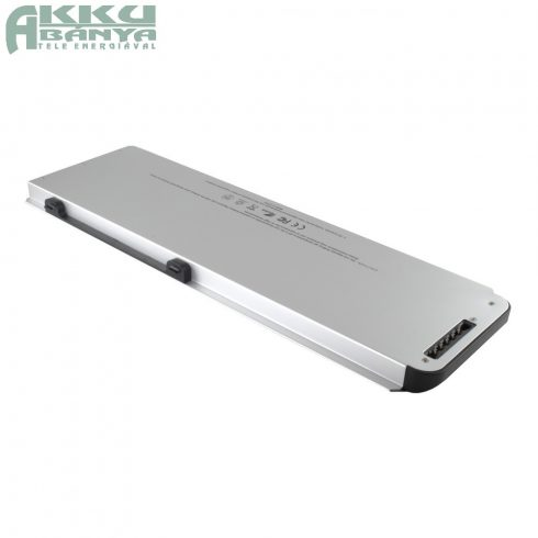 Apple A1281 laptop akkumulátor 5200mAh, ezüst, utángyártott