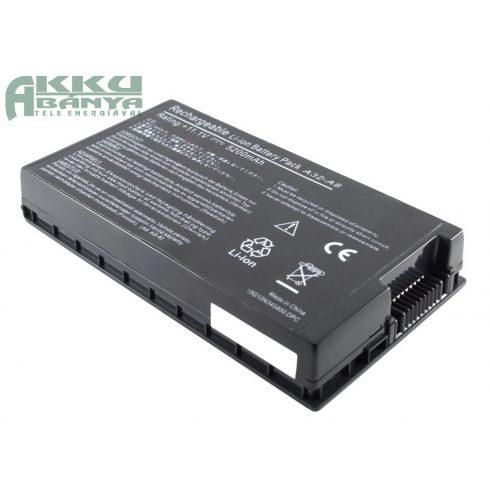 Asus A32-A8 laptop akkumulátor 5200mAh utángyártott