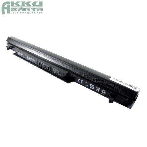 Asus A41-K56 laptop akkumulátormulátor 2600mah utángyártott