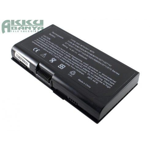 Asus A42-M70 akkumulátor 4400mAh, utángyártott