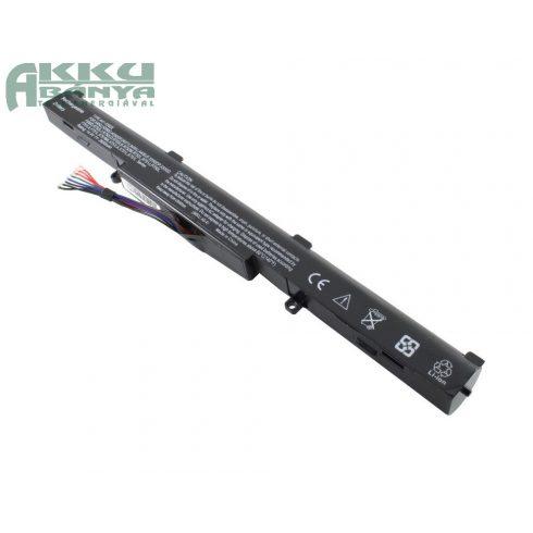 Asus A41-X550E akkumulátor 2600mAh, utángyártott