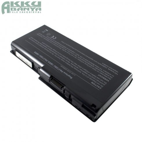 Toshiba PA3729U-1BAS laptop akkumulátor 5200mAh utángyártott