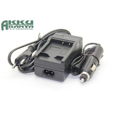 Panasonic DMW-BC13 akkumulátor töltő utángyártott
