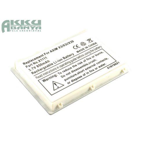 Dell F2753 akkumulátor 850mAh utángyártott