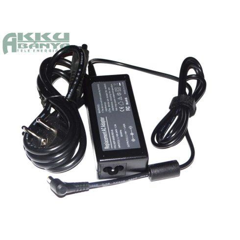 Acer Aspire 1350, TravelMate 210, Gateway M210 laptop töltő (Utángyártott)