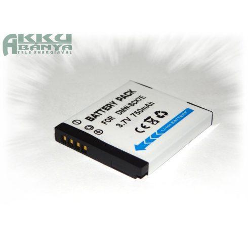 Panasonic DMW-BCK7 , 750 mAh, 3,7 V akkumulátor (Utángyártott)