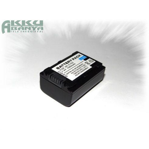 Sony NP-FV50, 1050 mAh, 7,4 V akkumulátor (Utángyártott)