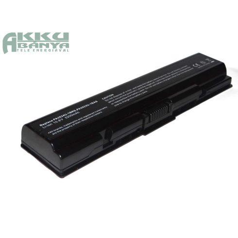 Toshiba PA3534U laptop akkumulátor (Utángyártott)