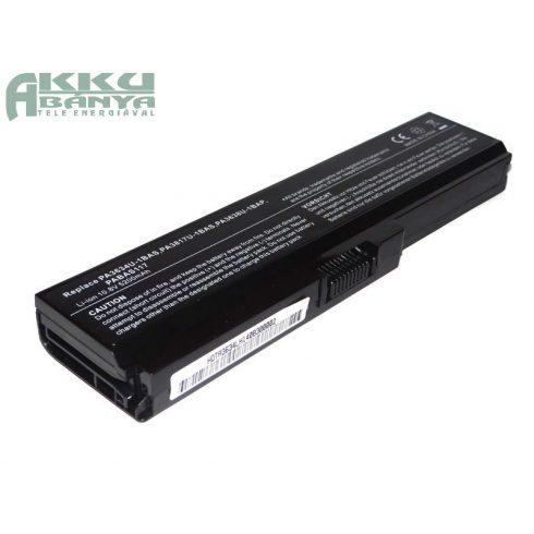 Toshiba Portege M800 laptop akkumulátor (Utángyártott)